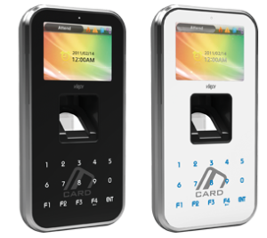 Terminal Biométrico AC-5000 Plus medidas